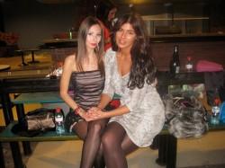 En el backstage con Lorena Izquierdo, Miss Barcelona 2009